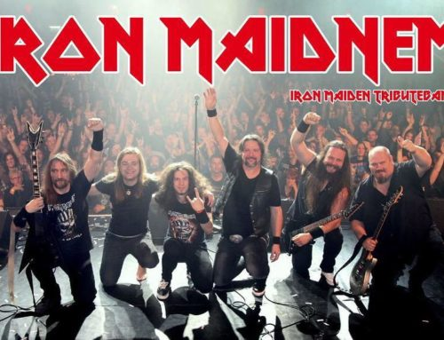 Iron Maidnem – A Tribute to Iron Maiden