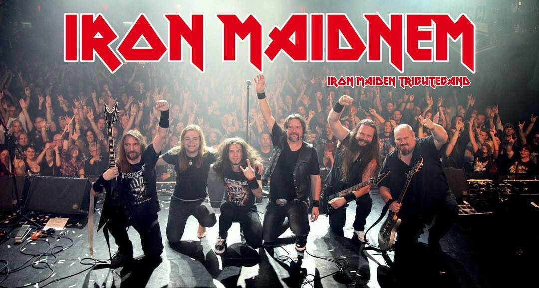 Iron Maidnem